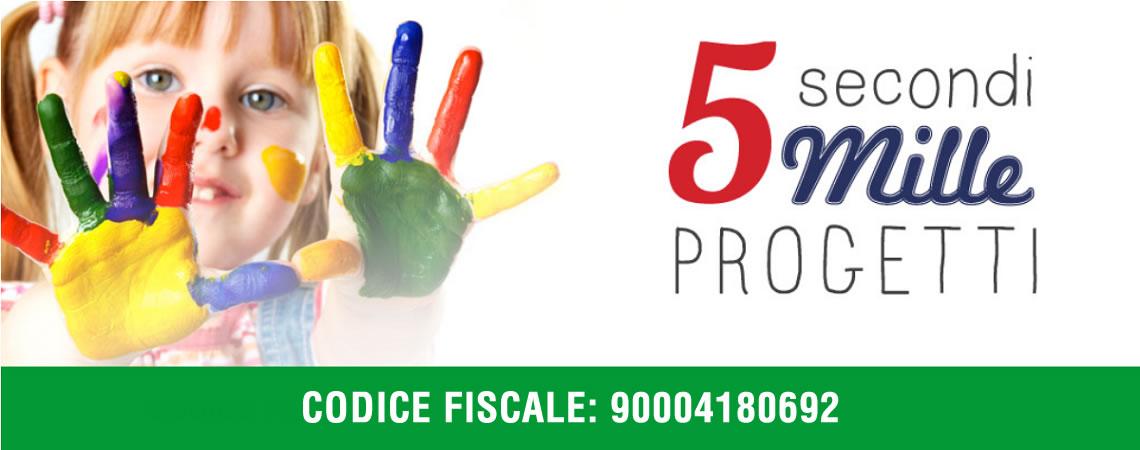 Indica il codice fiscale LIFC Abruzzo 90004180692 nell'apposito riquadro per donare il 5x1000 alla LIFC Lega Italiana Fibrosi Cistica Abruzzo ONLUS